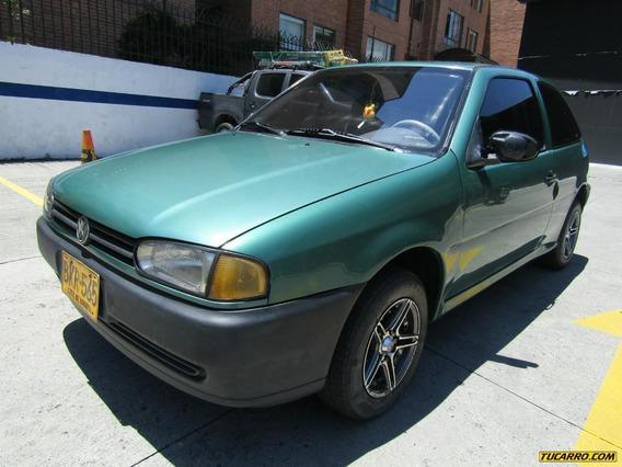 Volkswagen Gol Cl Mt 1600