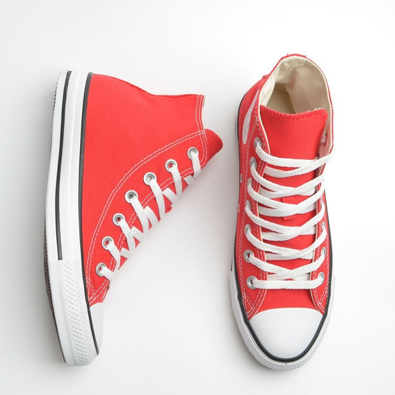 Tenis All Star Tradicional Ct As Core Hi - Todos Originais