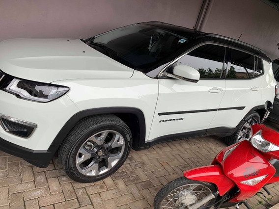 Jeep Compass Limited 2.0 Estado Impecavel!