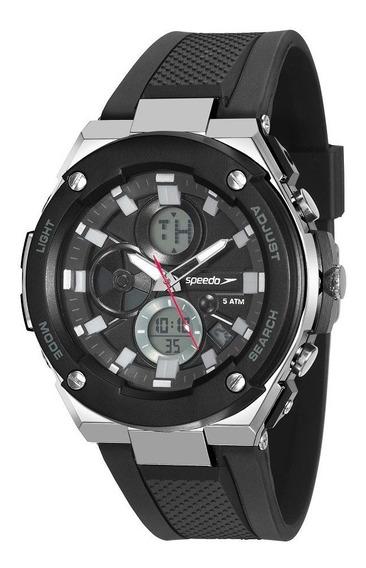 Relógio Speedo Masculino Anadigi Ref.: 81189g0evnp1
