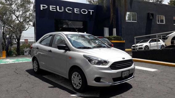 Ford Figo Impulse Mt Color Plata 2018 (grupo Camsa)