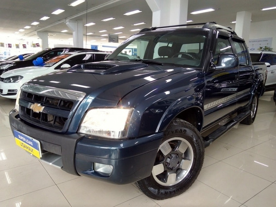 S10 2.4 Mpfi Executive 4x2 Cd 8v Flex 4p Manual 2009/2010