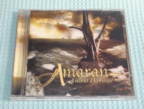 Cd Amaran - A World Depraved