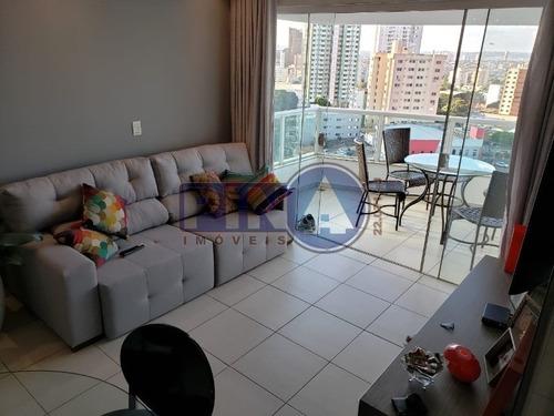 Imagem 1 de 18 de Apartamento A Venda Setor Pedro Ludovico - Ap00868 - 69515657