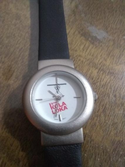 Reloj Kola Loca VintagePega De Locura