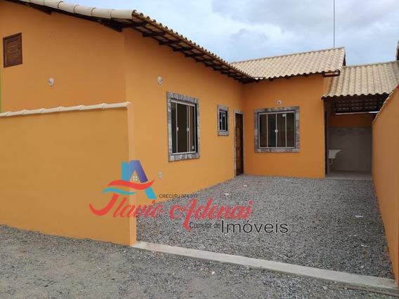 Linda Casa 1 Quarto Em Unamar ? Cabo Frio - Fac 156 - 34132461