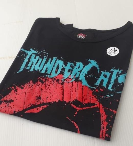 Remera De Mujer De Thunder Cats Y Mucho Mas
