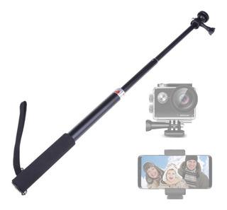 Palo Selfie Stick Baston Selphie Sumergible Para Camara Deportiva Vstarcam Y Celular