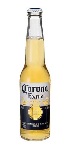 Imagem 1 de 1 de Cerveja Corona Extra Long Neck - 330ml