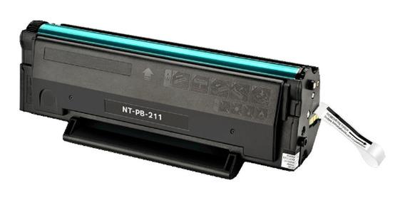 Toner Pantum Nt-pb211 Elgin 1600pag.p2500w M6550nw M6600nw