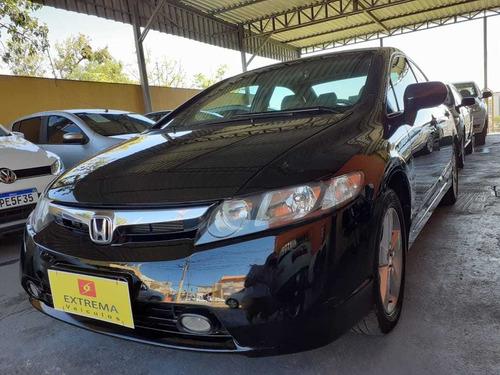 Honda Civic Lxs 1.8 Automatica O Mais Novo Do Mercado!