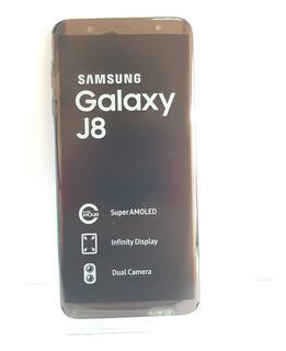 Samsung Galaxy J8 32 Gb (180) + Forro + Memoria Sd Extra