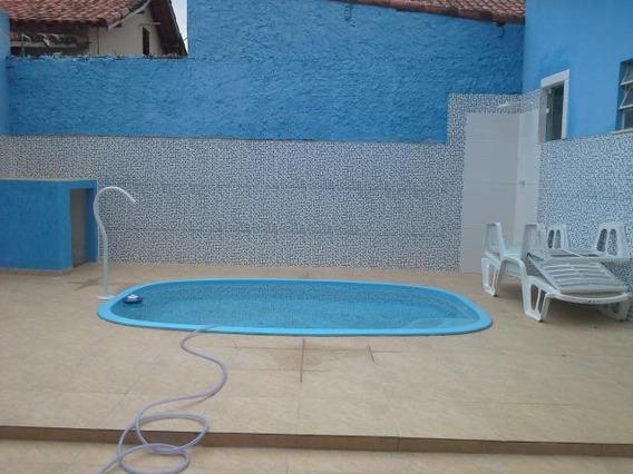 Casa Em Iguaba, Local Sossegado Com Pequena Piscina