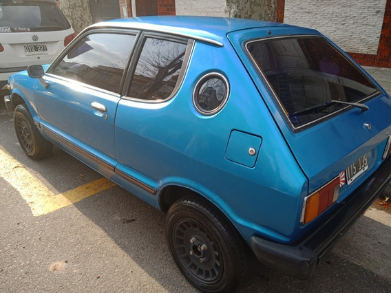 Daihatsu Charade 80 Nafta/gnc Aa