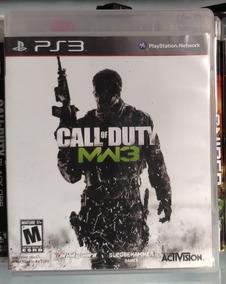 Call Of Duty Mw3® -ps3 - Mídia Física Frete R$10