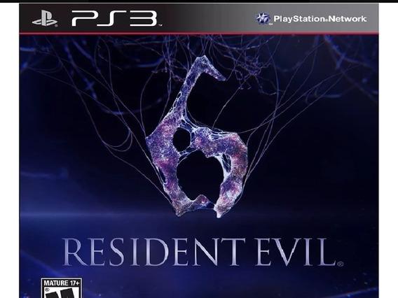 Resident Evil 6 - Promoção Psn Ps3