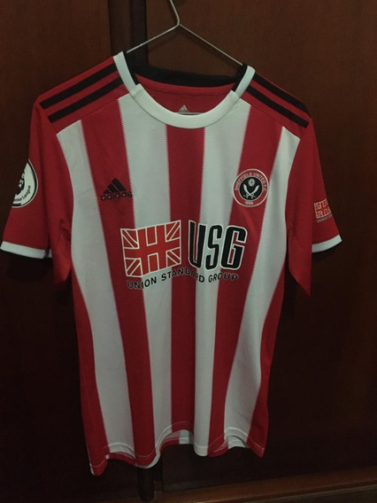 Camisa Sheffield United Pronta Entrega 19/20