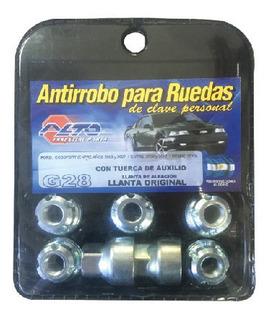 Tuerca Antirrobo C/auxilio Ecosport 13 (g28)