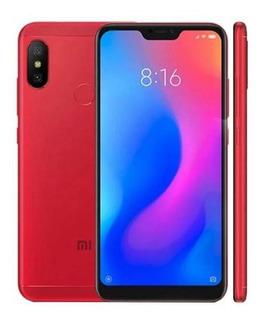 Smartphone Xiaomi Mi A2 Lite Dual Global 64gb 4gb - Vermelho