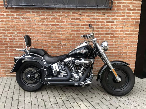 Harley Davidson Fat Boy 2004 Impecável