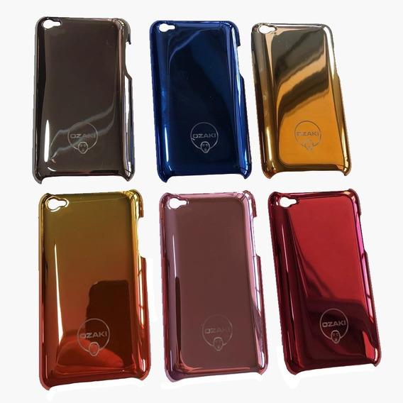 Lote De Capa iPod Touch 4 Geração 4g Kit Com 6 Capas Ozaki