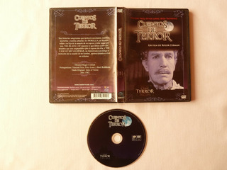 Pelicula Dvd Cuentos De Terror Clásico