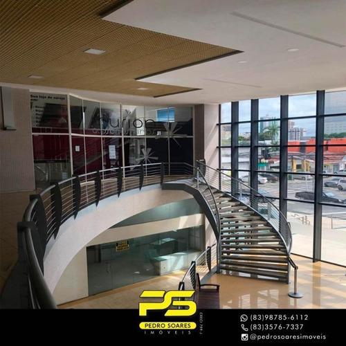 Imagem 1 de 11 de Loja Para Alugar, 50 M² Por R$ 2.500,00/mês - Torre - João Pessoa/pb - Lo0032