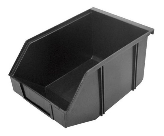Bin Anti-estático 235x155x120mm Preto 509