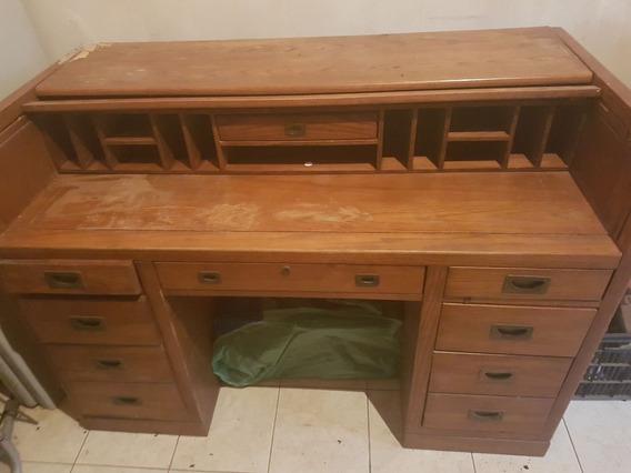 Escrivaninha Antiga .original Usa