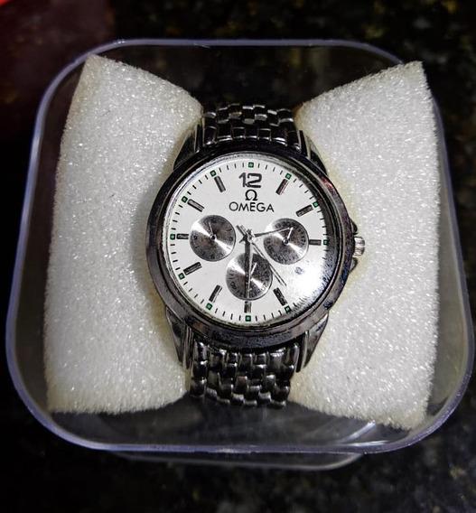 Relógio Ômega 168 Stainless Steel Modelo 60