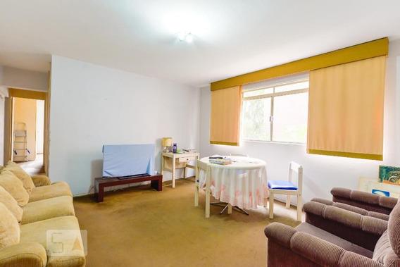 Apartamento No 2º Andar Mobiliado Com 2 Dormitórios - Id: 892982579 - 282579