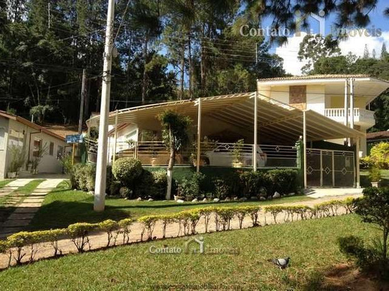 Casa Condomínio Piscina 4 Quartos Venda Atibaia - Cf0038-1