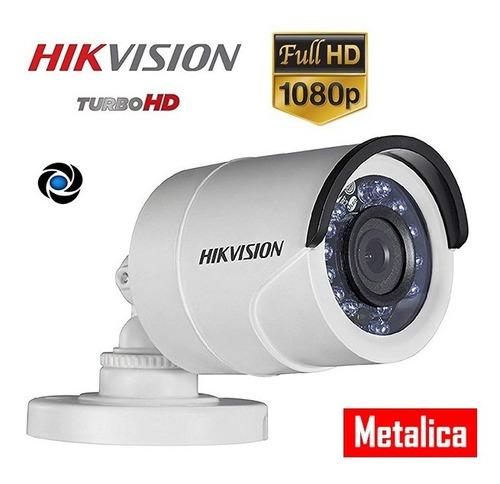 Camara Infrarroja Full Hd 2mp 1080p Cctv Seguridad 4en1 Bnc