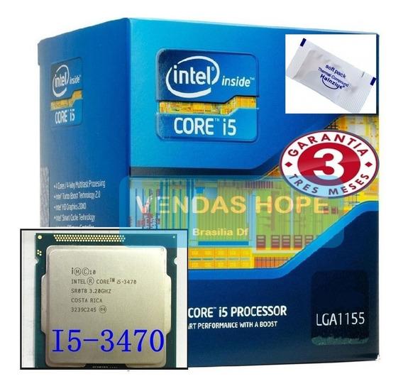 Processador Intel I5 3470 3.2ghz 6mb 1155 Com Garantia