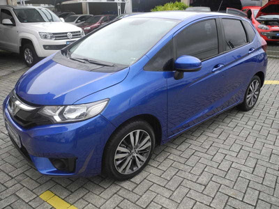 Honda Fit Ex-cvt 1.5 16v 4p