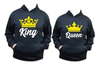 Polerones De Pareja, King Y Queen, Amor, La Combi Del Memo