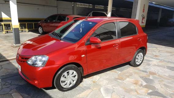 Toyota Etios 1.5xs Completo - Único Dono