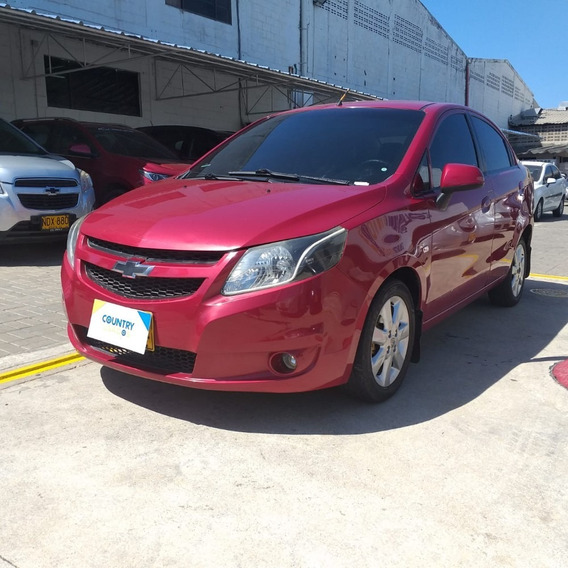 Chevrolet Sail 2016 Full Equipo