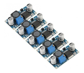 5 Pcs Regulador Tensão Lm2596 Conversor Dc-dc Step Down