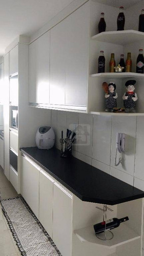 Imagem 1 de 9 de Apartamento Com 2 Dormitórios À Venda, 54 M² Por R$ 170.000,00 - Edifício Pekin - Araçatuba/sp - Ap0186