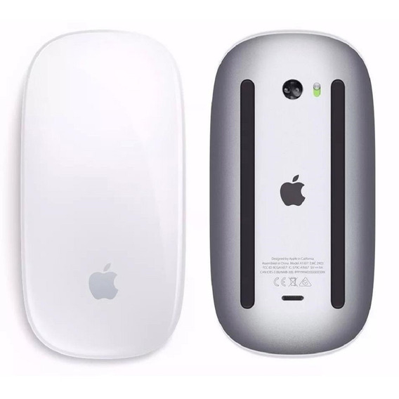 Apple Magic Mouse 2 Recarregável Original Lacrado Mla02lz/a