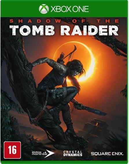 Shadow Of The Tomb Raider - Steelbook - Edição Pré Venda