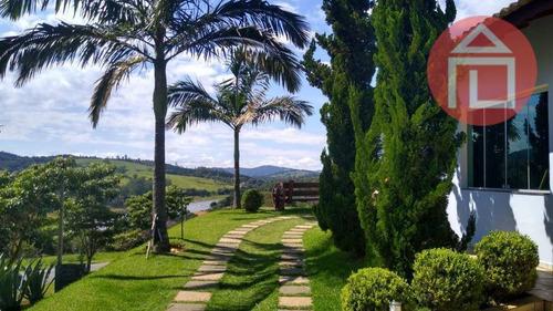 Casa Com 4 Dormitórios À Venda, 244 M² Por R$ 1.279.000,00 - Condomínio Náutico Porto Bragança - Bragança Paulista/sp - Ca2870