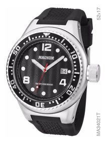 Relógio Magnum Cronógrafo Ma34021t Frete Gratis