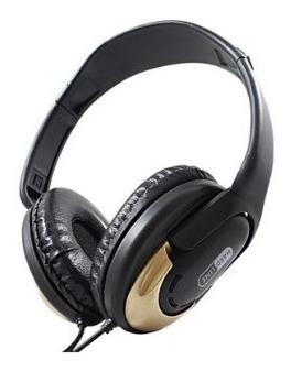 Fone De Ouvido Headset Gold Hardline Hp-350