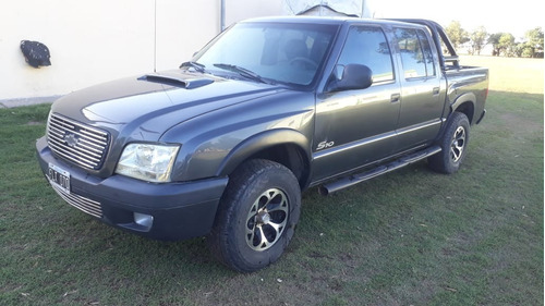 Chevrolet S10 2006 Dc 4x2 Diesel 2.8 Mwm