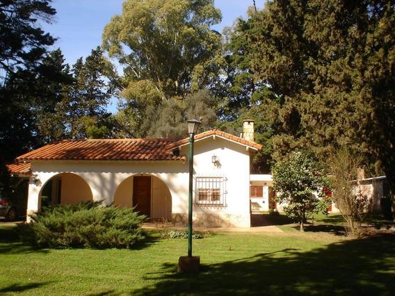 Hermosa Quinta 2 Casas Pileta Quincho 2200 M2 Apto Credito