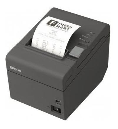 Impressora Térmica Epson Tm-t20 Não Fiscal Guilhotina/usb
