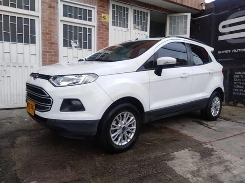 Ford Ecosport Se 4x2 Mt