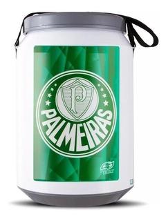 Cooler Térmico Time Palmeiras 24 Latas Com Alça Cerveja Água